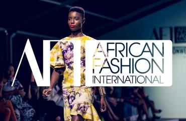 African Fashion International 2019